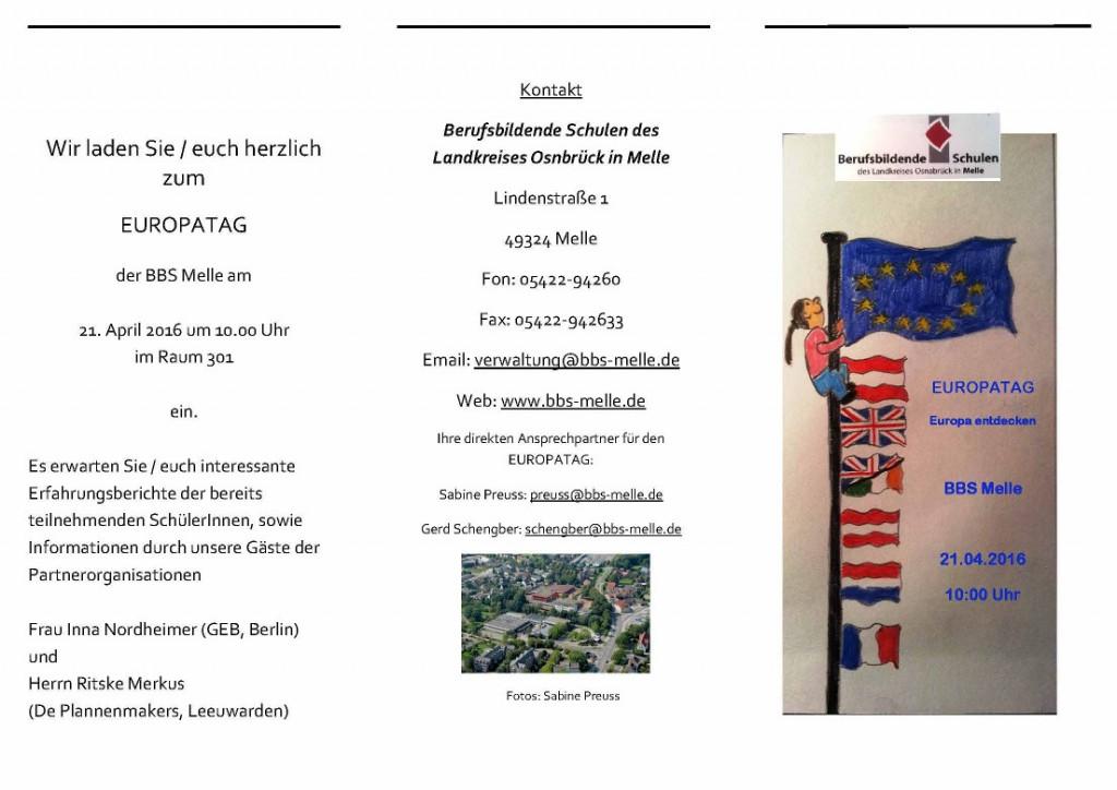 Broschüre Flyer Europatag Seite_1