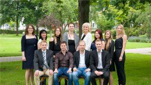 Die Absolventen der WBK3. (c) Foto: Pic Pen S-AG