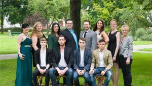 Die Absolventen der WEK2. (c) Foto: Pic Pen S-AG