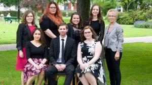 Die Absolventen der WEK3. (c) Fotos: Pic Pen S-AG