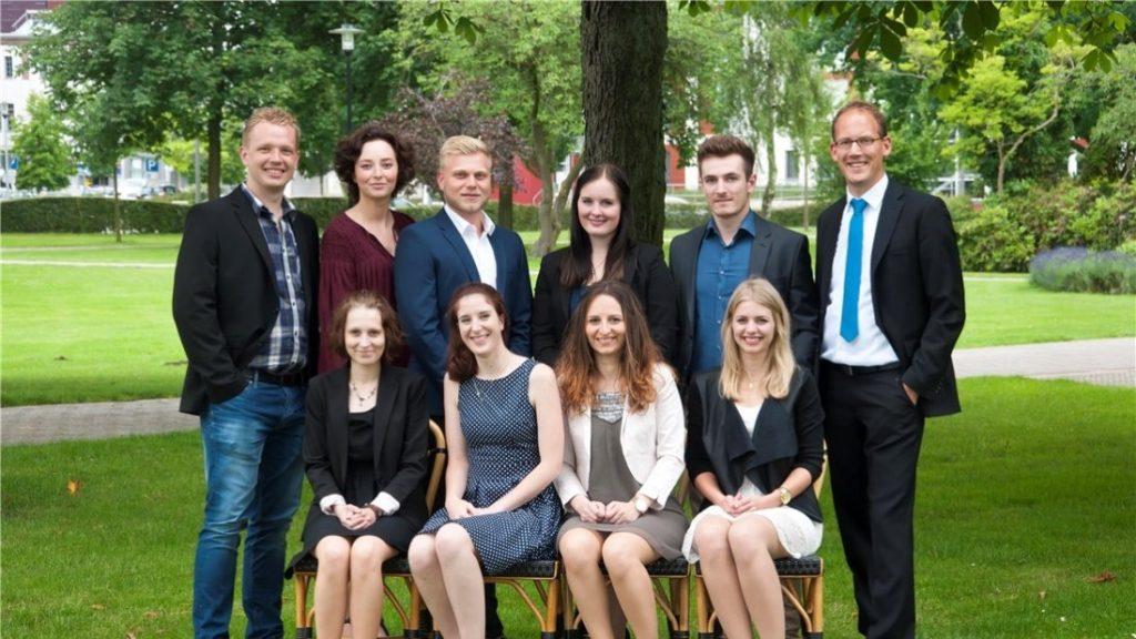 Die Absolventen der WIKB3. (c) Foto: Pic Pen S-AG