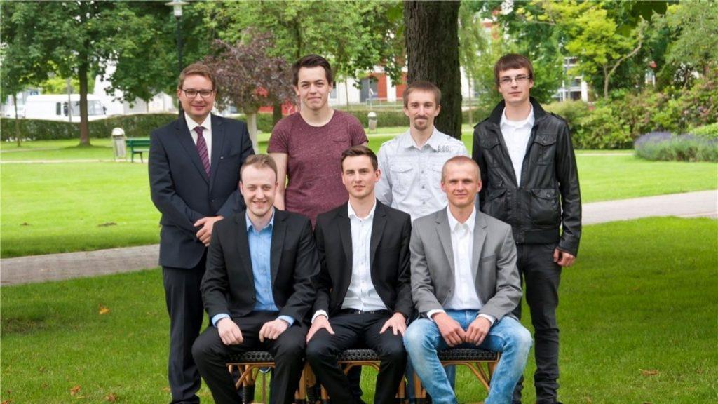 Die Absolventen der WLL3. (c) Foto: Pic Pen S-AG
